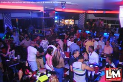 Domingo full @ Sober Lounge