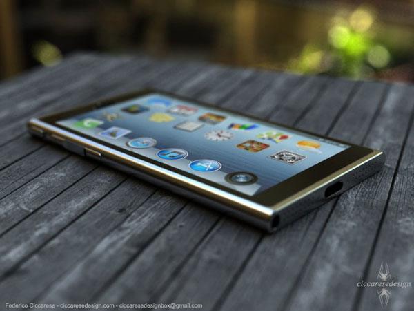 iPhone 6 - смартфон нового поколения