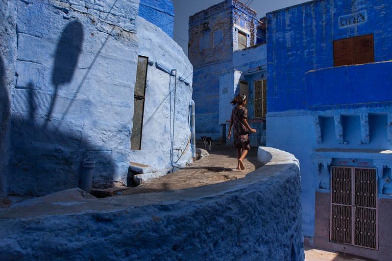 Blue, Jodhpur