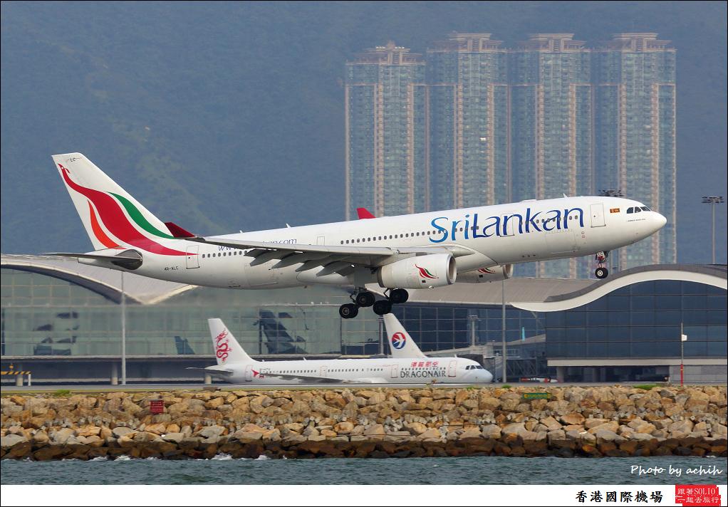 SriLankan Airlines 4R-ALC-001
