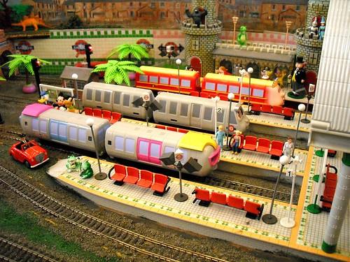 Underground Ernie Railway