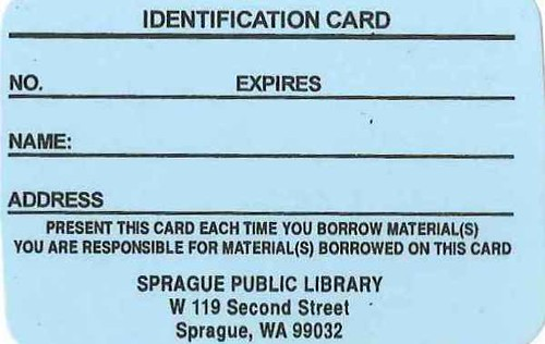 Sprague Public Library
