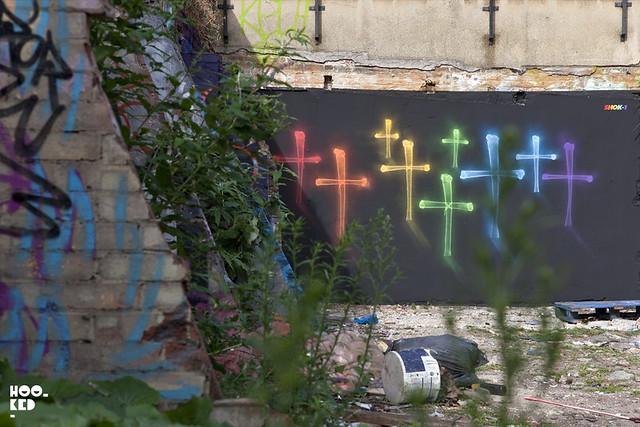 Shok-1 X-Rainbow 9