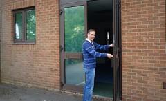 Erik Opens The Door