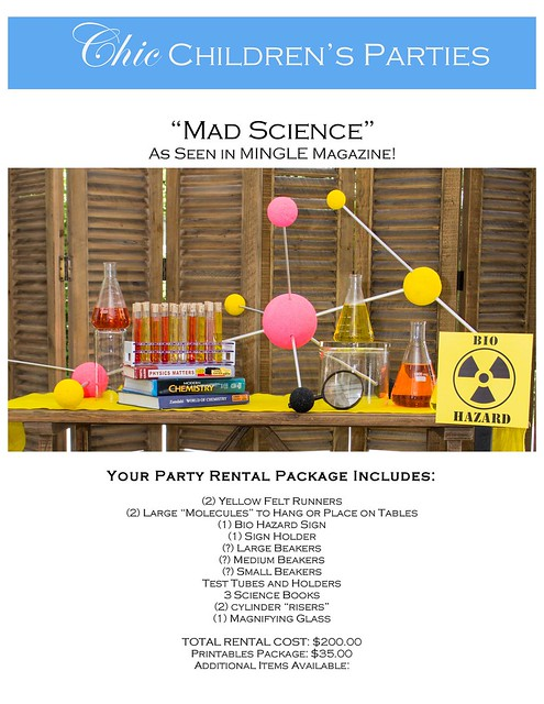 YCP Mad Science