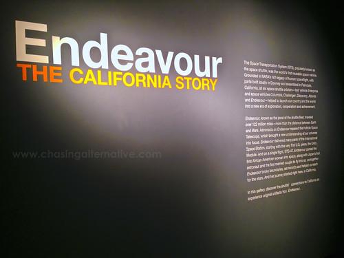 Endeavour Intro