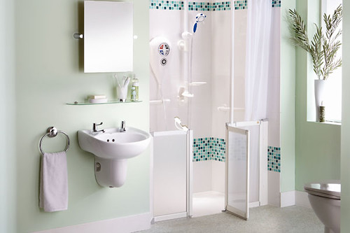 Decoracion y dise o de ba os para discapacitados for Bathroom design for elderly people
