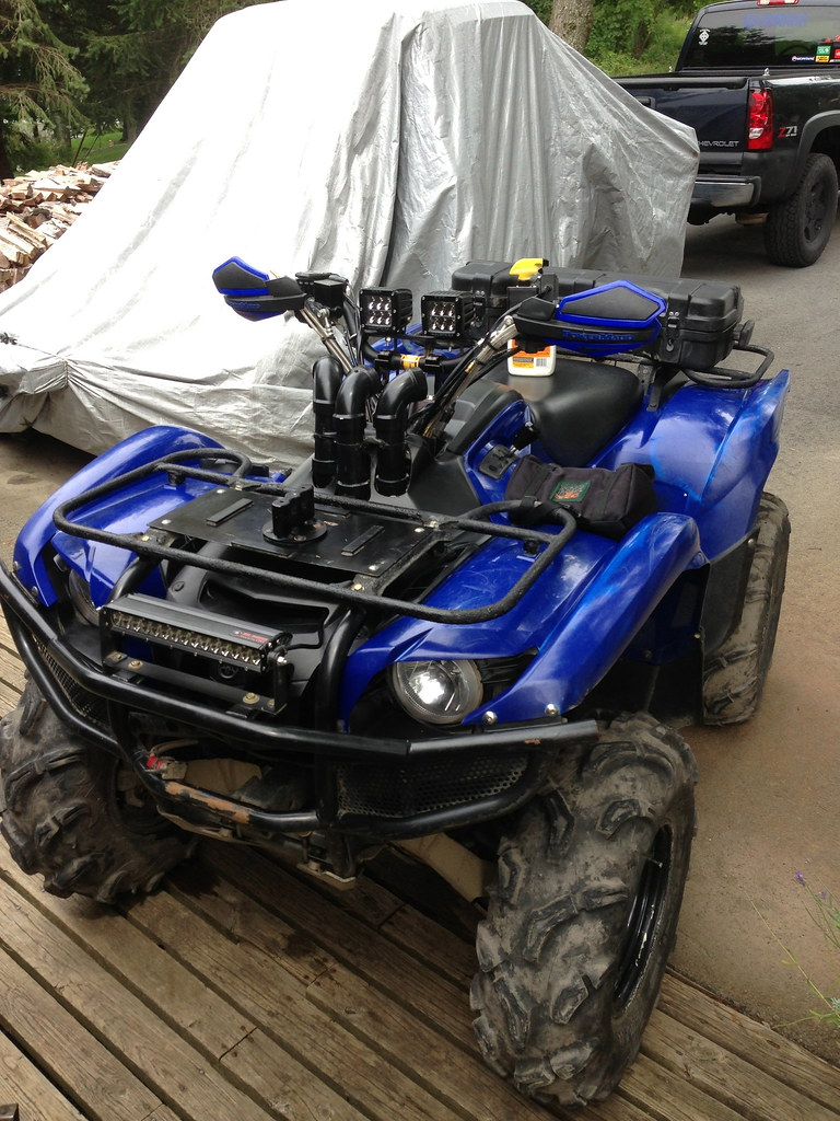 2008 Yamaha Grizzly 700 EPS for sale! - Yamaha Grizzly ATV Forum