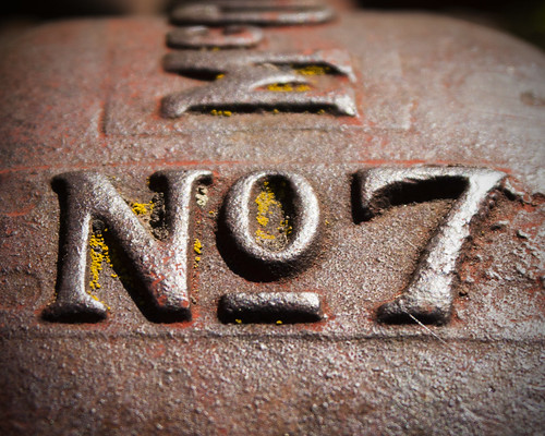 Old Number 7 by Big Mike's Photography