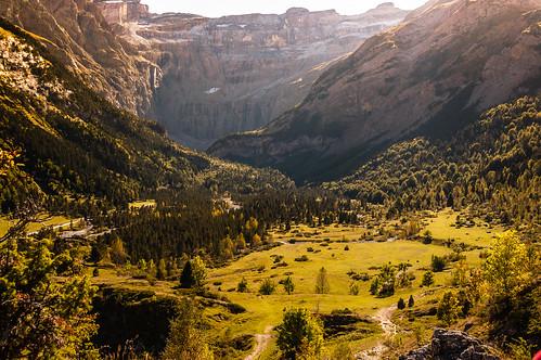 france falls 1967 pyrenees gavarnie