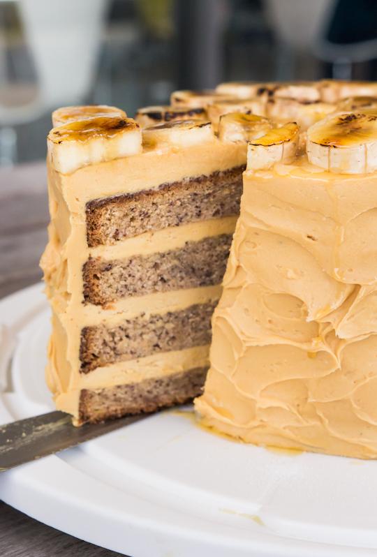 Swirly Cake Icing