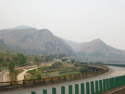 Yunnan13-Yuanyang-Kunming-Route (67)