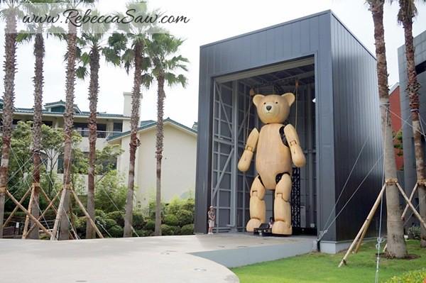 Teddy Bear Museum Jeju Island - Rebeccasawblog-061