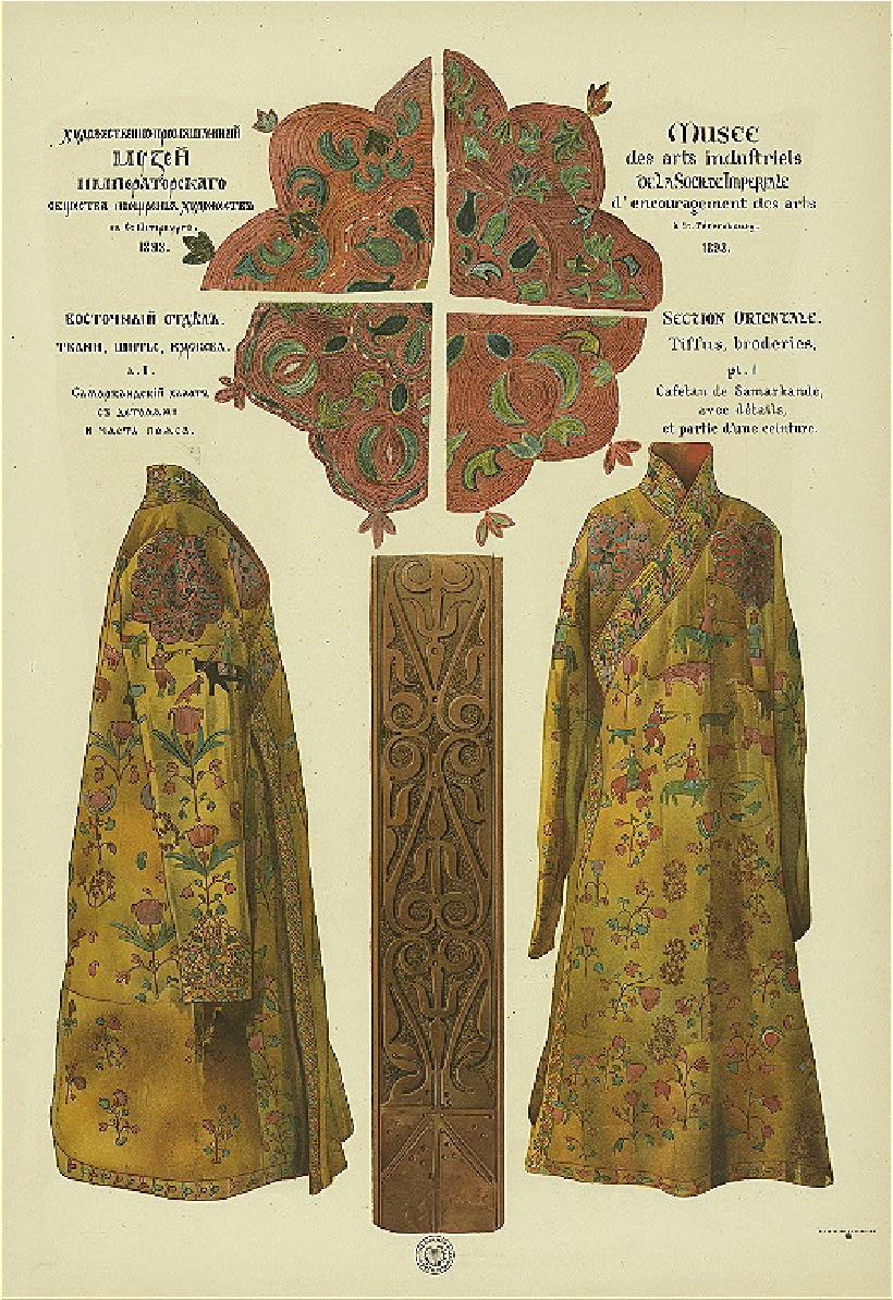 oriental clothes,oriental sewing, oriental embroidery, oriental art, oriental style, fine arts, industrial art,