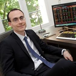 An image of alumni Gregory Benac, MA '03