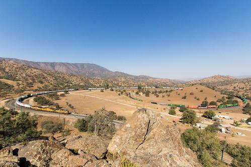 california mountains up unitedstates pacific loop union pass landmark mojave tehachapi subdivision
