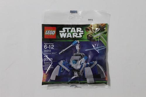 LEGO Star Wars Umbaran MHC Polybag (30243)