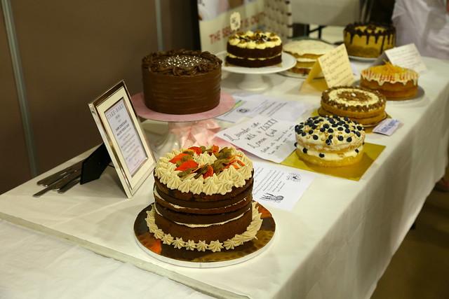 Cake & Bake Show - London 2013