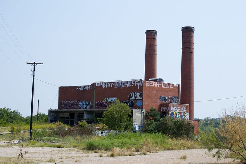 Echo Lake Incinerator