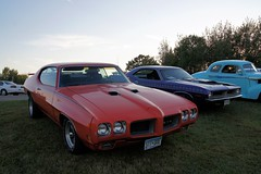 71 Pontiac GTO & 70 Plymouth Cuda