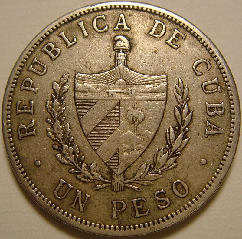 1 Peso. Cuba. 1934 9973359665_e29c312a09_c