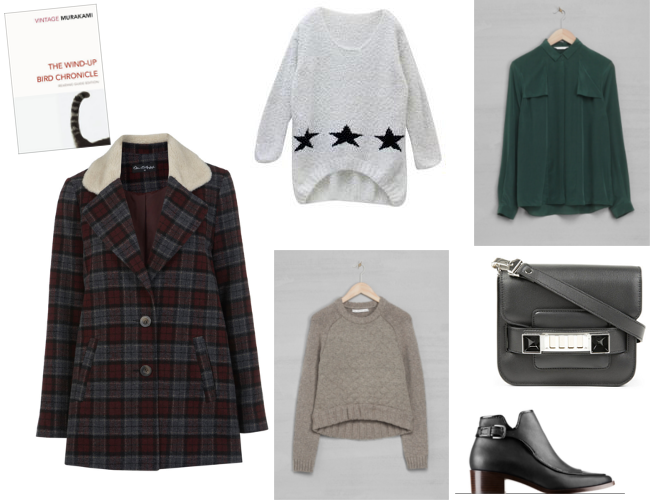 Daisybutter - UK Style and Fashion Blog: wishlist, miss selfridge, haruki murakami, yesstyle, and other stories, chanel, AW13