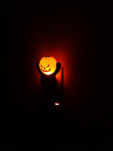 Halloween nightlight