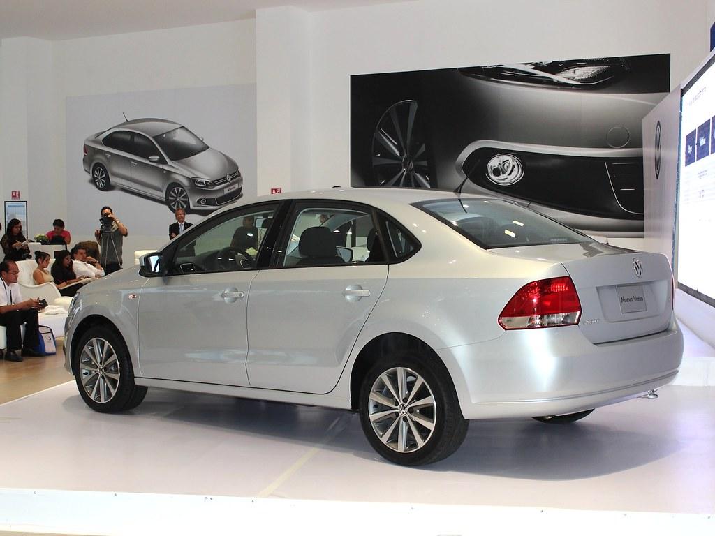 Volkswagen vento 2014 lanzamiento en m xico visi n automotriz_6
