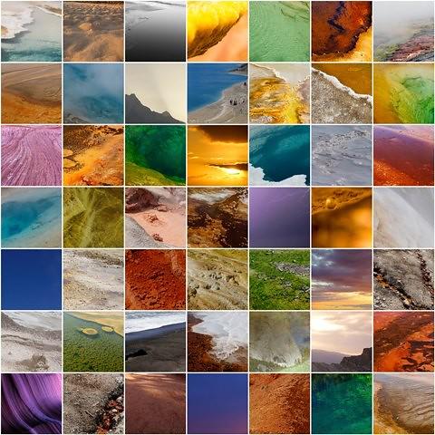 Natuurlijke kleuren Paula Angles
