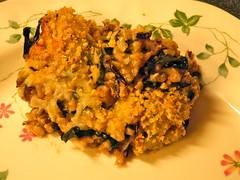 SKC: wild rice gratin