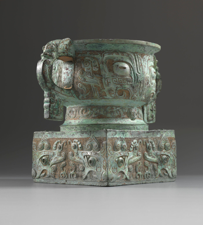 4  Eskenazi Ltd - Bo Ju gui archaic bronze side view 2.jpg