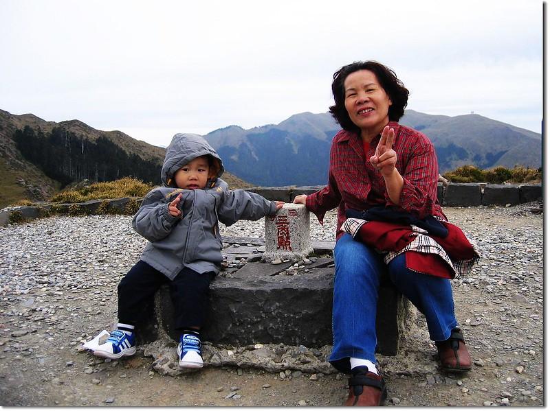 貝貝的第一座台灣百岳--石門山 2