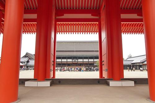 【写真】行事 : 京都御所・一般公開