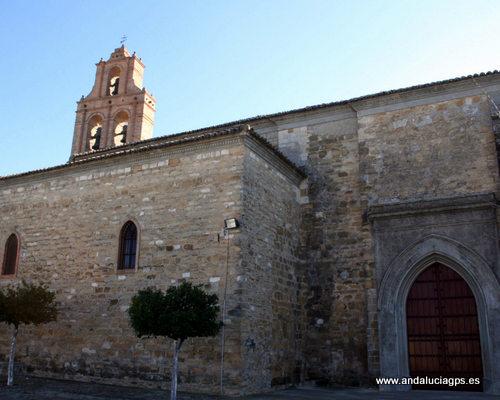 Jaén - Arjona - Iglesia de Santa María - 37 56' 7 -4 3' 12