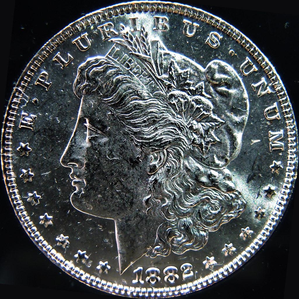 Colección de Dolares Morgan - Todas las cecas 10743380023_5e3f3d8e22_b