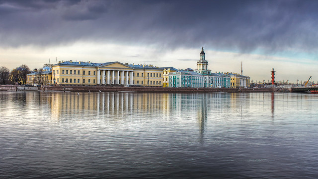 0371 - Russia, St Petersburg, Museums HDR