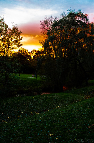 park sunset sky germany deutschland tramonto sonnenuntergang pentax hamburg natur himmel sigma cielo landschaft atmospheric germania stimmungsvoll zeit amburgo wandsbek k30 wandse sigma18250dcmacro sigma18250mmf3563dcmacro