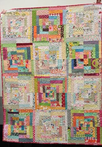 Amanda Jean's quilt