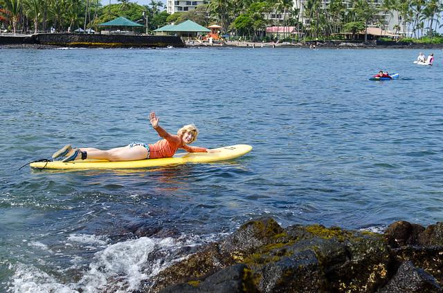 Surfing Big Island Overview