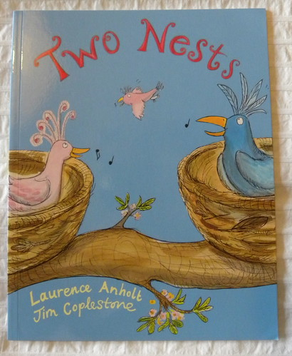 Laurence Anholt and Jim Coplestone, Two Nests