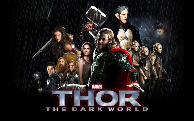 Thor: Thế Giới Bóng Tối - Thor: The Dark World
