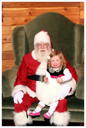 2013 Visit with Santa