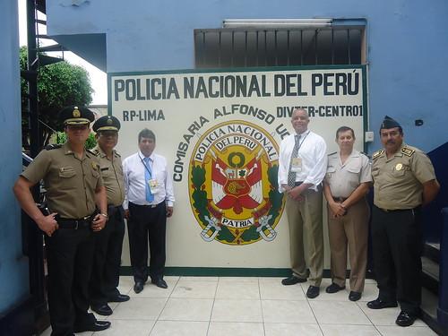 "V Global Forum ""Citizen Security and Governance"" - Lima Perú"