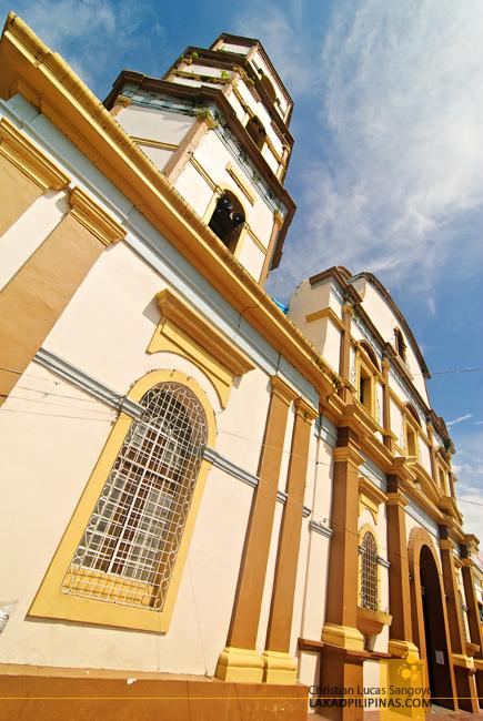 The Roxas City Capiz Cathedral Facade