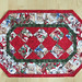 234_Puppy Christmas Table Runner