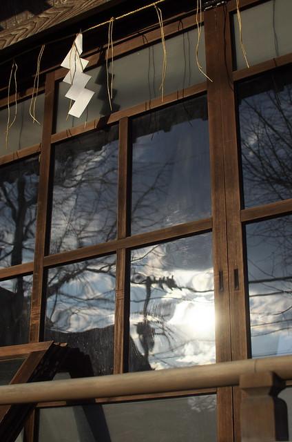 東京路地裏散歩 南千住 素盞雄神社 2014年1月1日