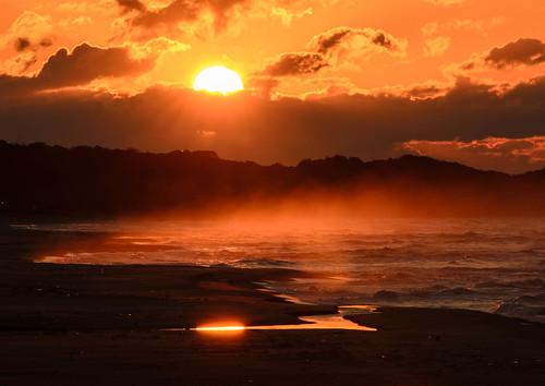 sunset japan ngc hashi 日本 shimane 夕日 aquas 日本海 島根県 gotsu アクアス 江津市 02景色