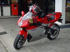 MV Agusta Club Schweiz - Ausfahrt 2008 23