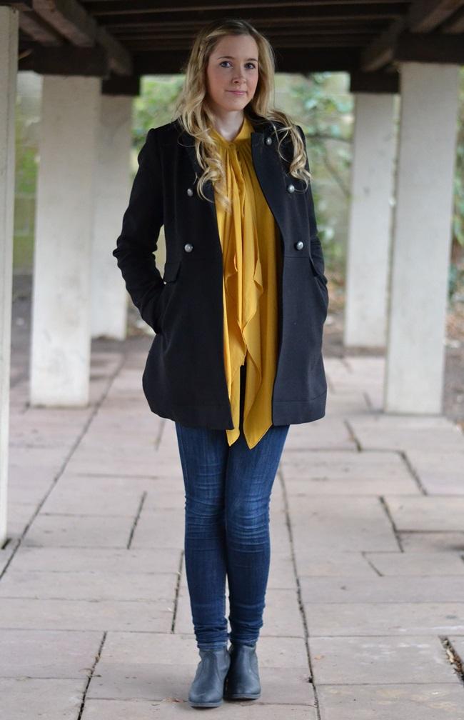 Outfit gelbes Walla-walla Top (1)