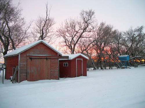 Sunset. January 11, 2014.